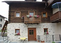 Livigno 3 stars apartments in Livigno Baita Diletta